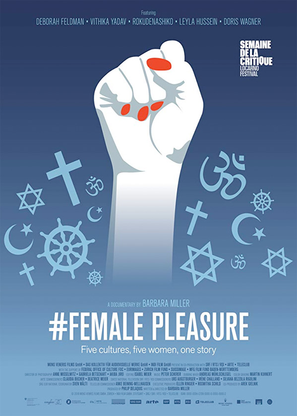 #Female Pleasure Poster