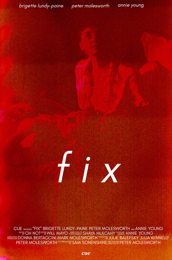 Fix Short Film Poster