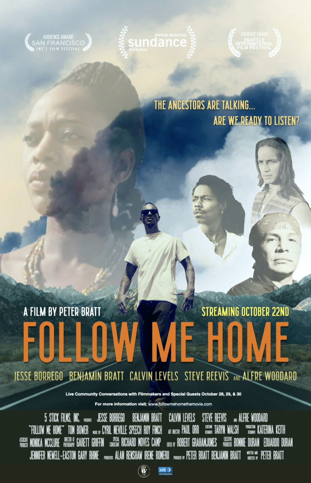 Follow Me Home Poster