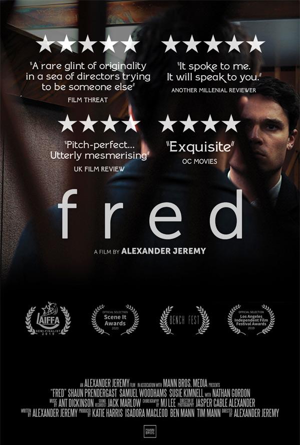 Fred Short Film Poster