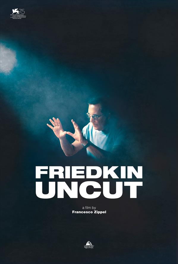 Friedkin Uncut Doc Poster