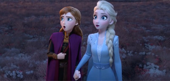 Third Trailer for Disney Animation's Magical Mystery Sequel 'Frozen II'