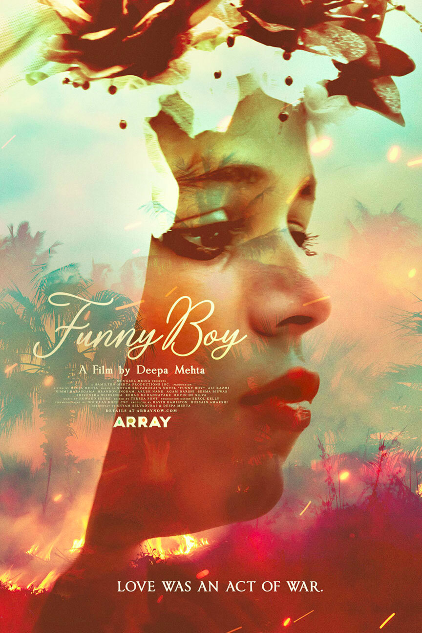 Funny Boy Poster