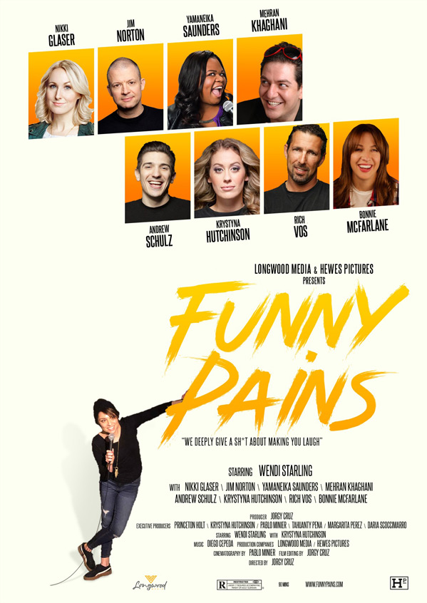 Funny Pains Poster