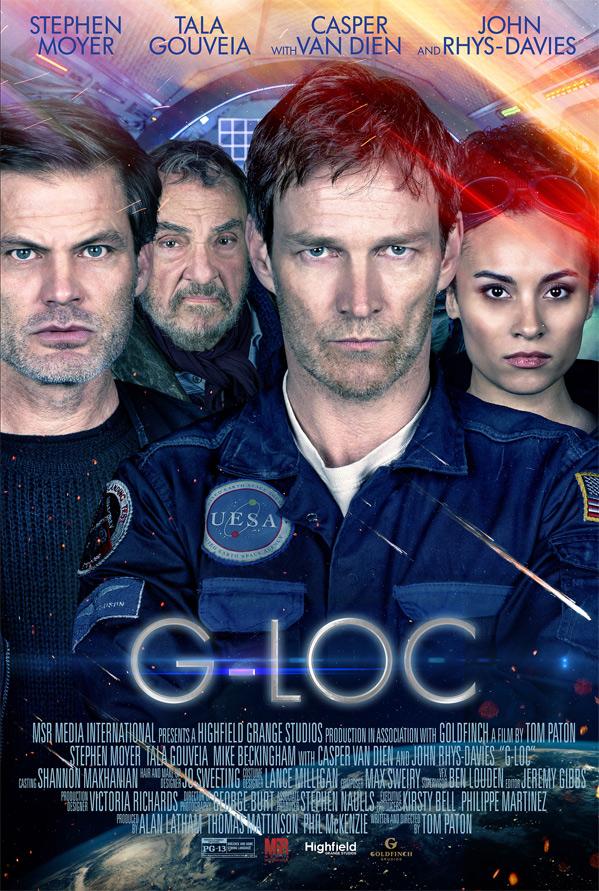 G-Loc Poster