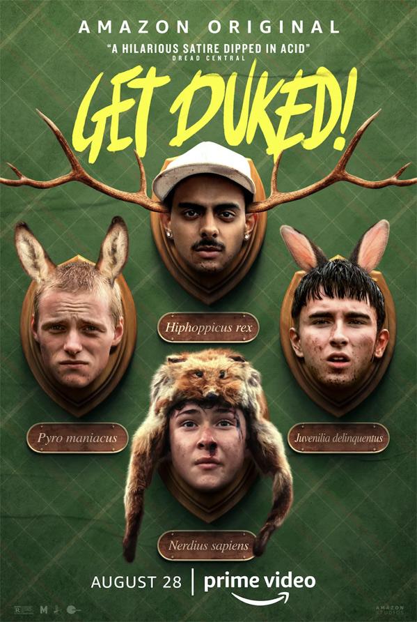 Get Duked! Poster