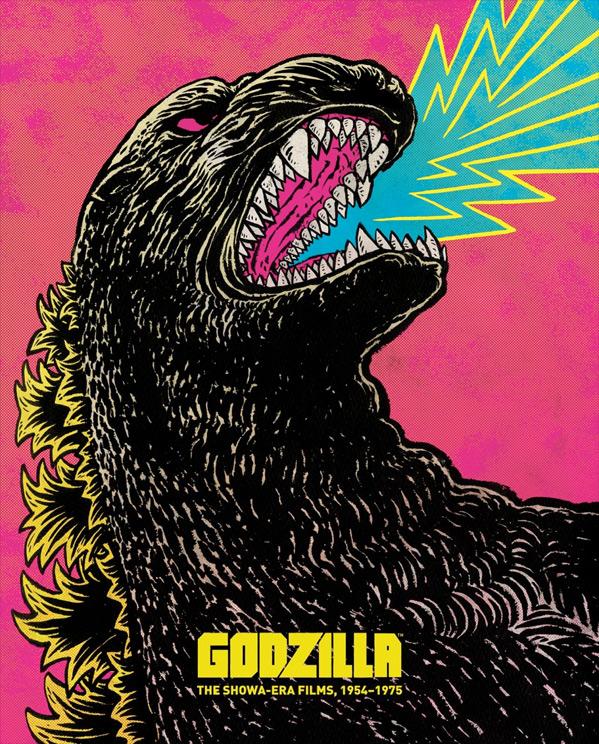 Godzilla: The Showa Era Cover