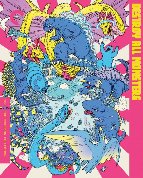Godzilla: The Showa Era Artwork