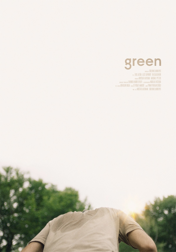 Green Short Film Poster