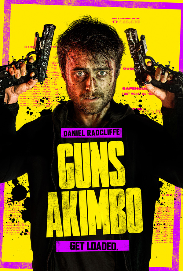 Another Trailer for Action Movie 'Guns Akimbo' with Daniel ...