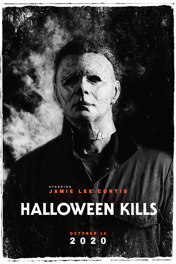 Halloween Kills Teaser Poster