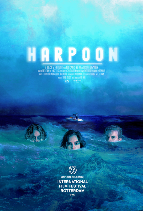 Harpoon Trailer Poster