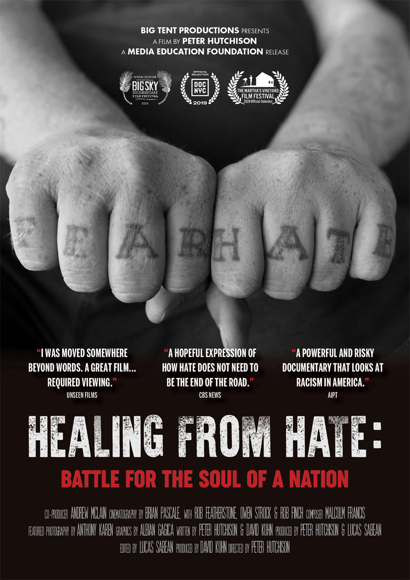 Healing from Hate Poster