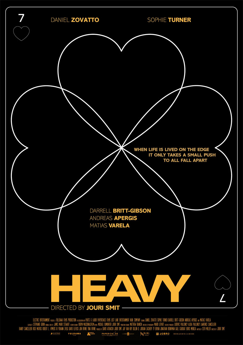 Heavy Movie Poster