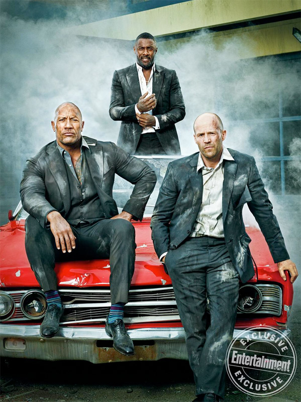 Hobbs & Shaw Movie