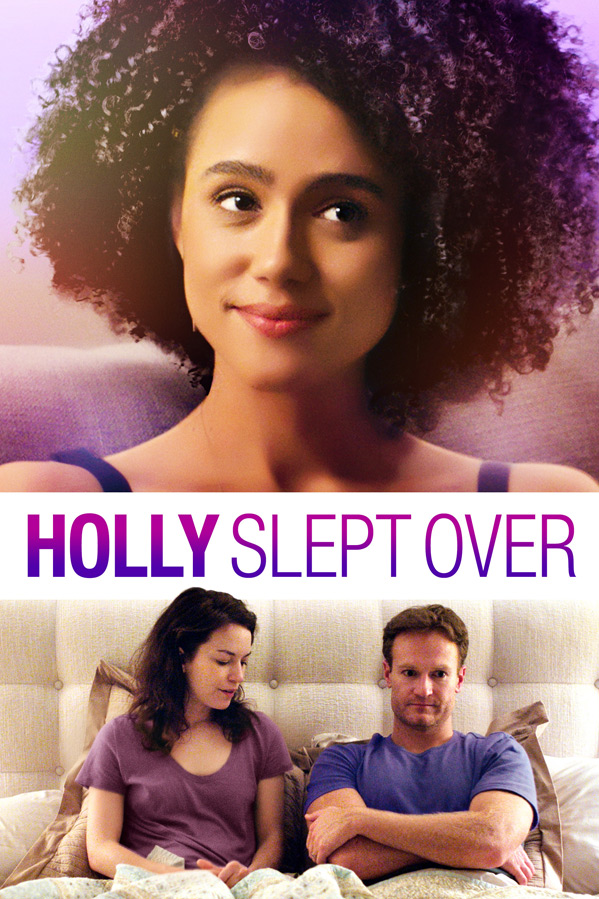 Holy Slept Over Poster