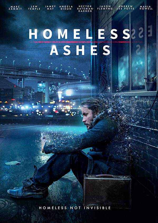 Homeless Ashes Poster