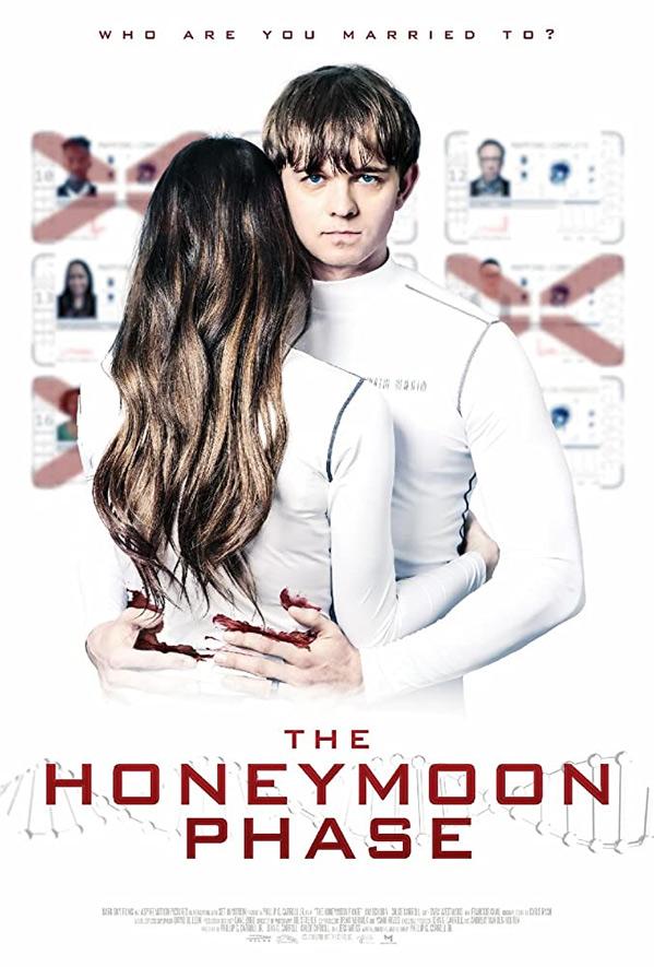 The Honeymoon Phase Poster