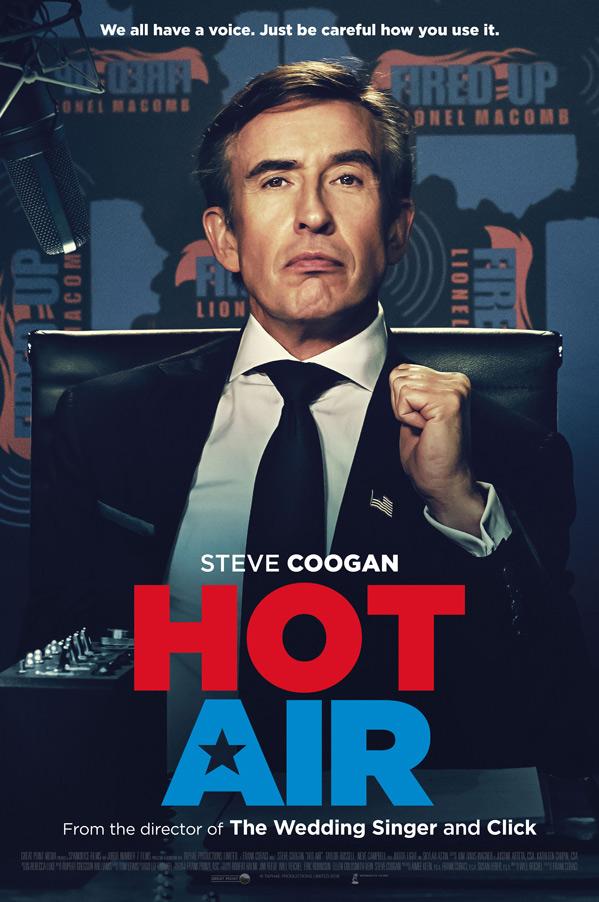 Hot Air Trailer