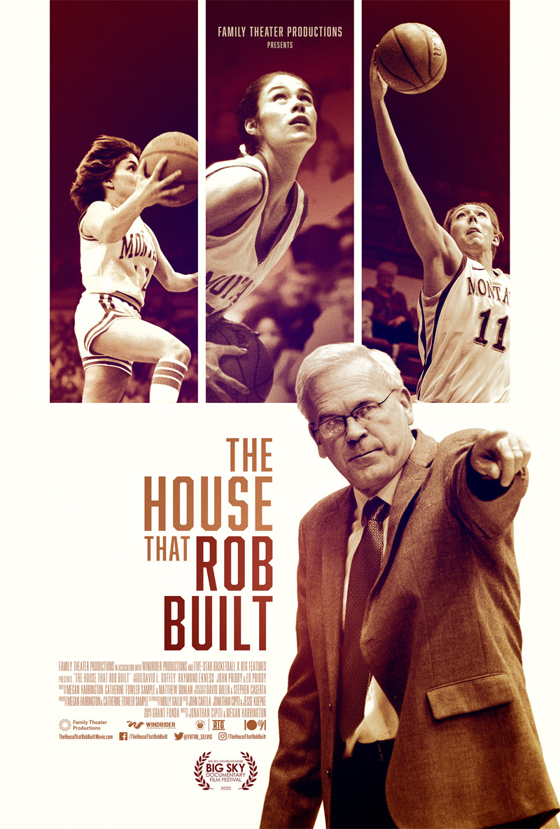 The House That Rob Built Poster
