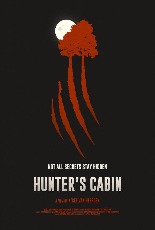 Hunter's Cabin Poster