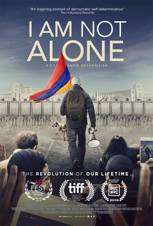 I Am Not Alone Poster