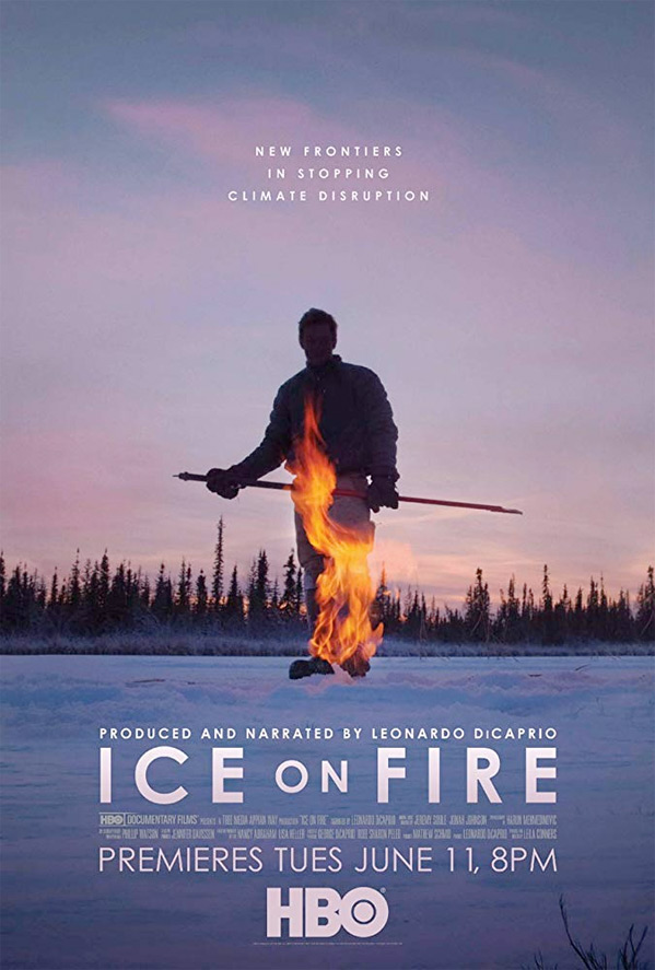 Ice on Fire Doc Poster