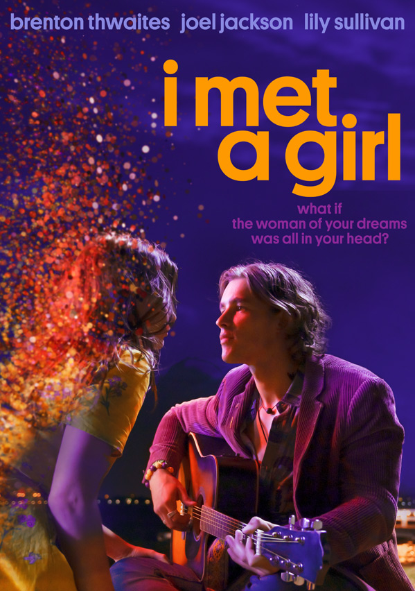 I Met a Girl Poster
