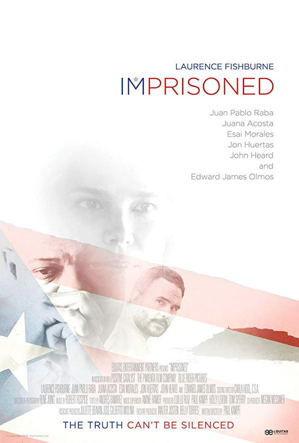Imprisoned Poster