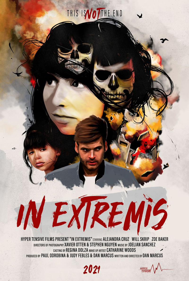 In Extremis Short Poster