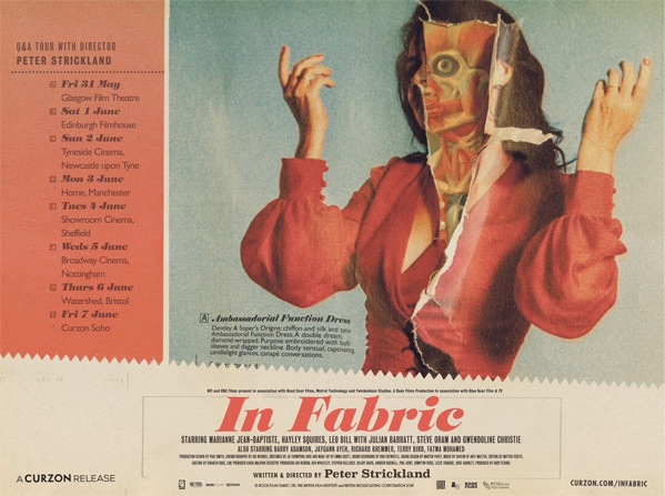 In Fabric Poster