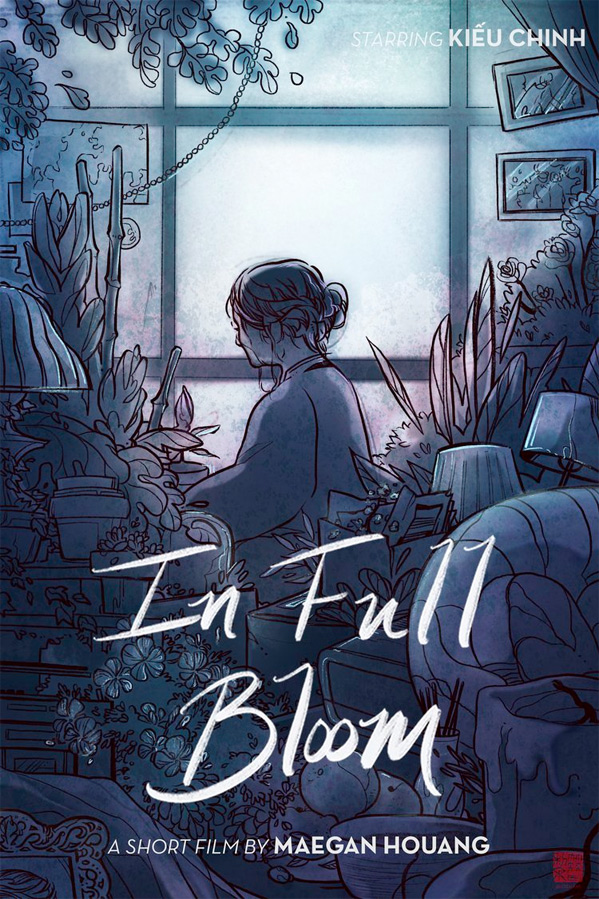 In Full Bloom Short Poster