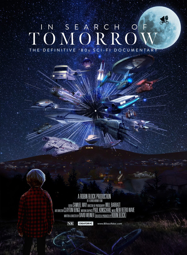 In Search of Tomorrow Poster
