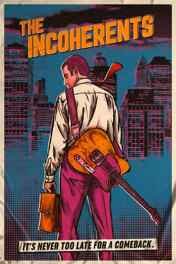 The Incoherents Poster