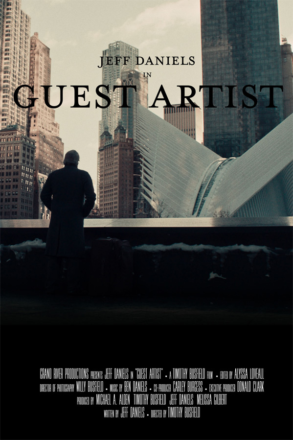 Guest Artist Poster