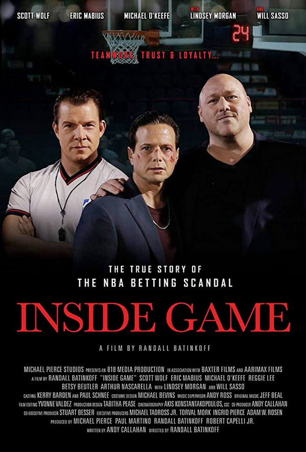 Inside Game Poster