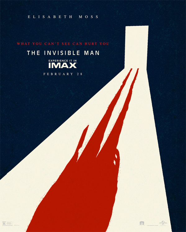 Invisible Man IMAX Poster