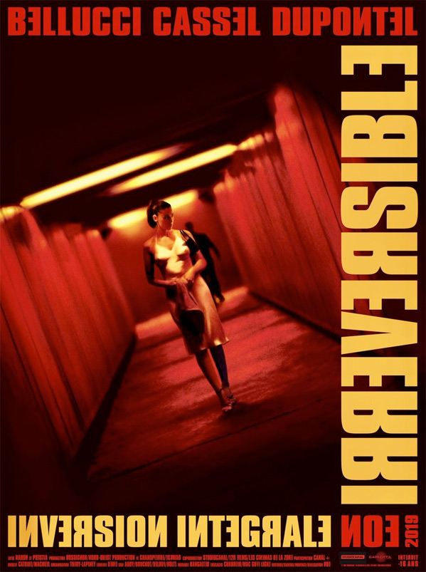 Irréversible – Straight Cut Poster