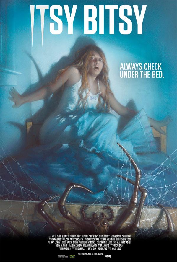 Itsy Bitsy Film Poster