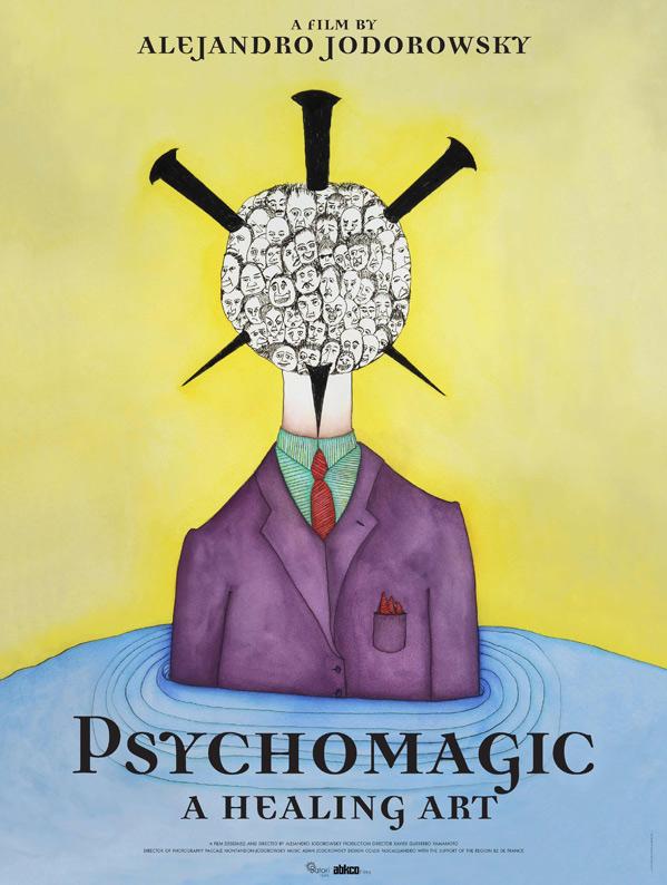 Psychomagic: A Healing Art Poster