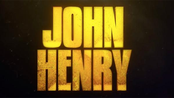 John Henry Poster