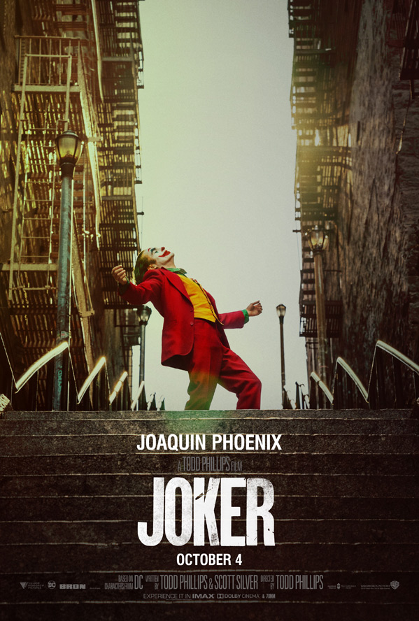 Second & Final Trailer for the 'Joker' Movie Starring