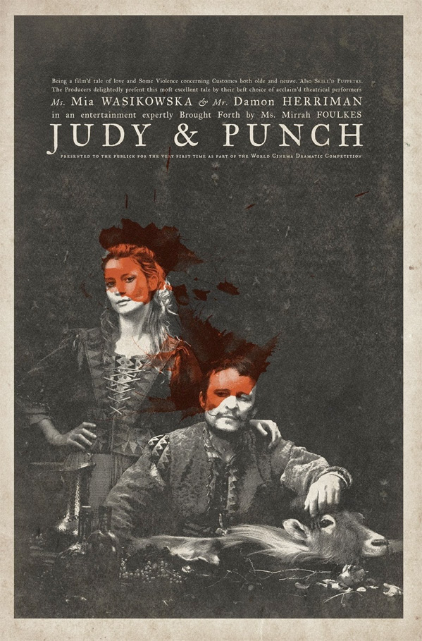 Judy & Punch Poster
