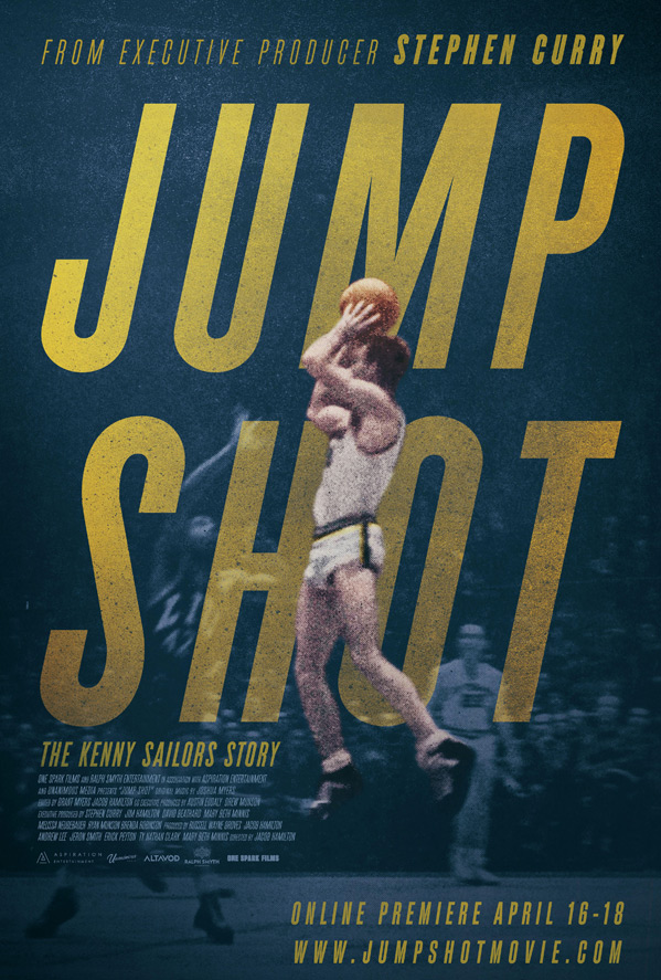 Jump Shot: The Kenny Sailors Story Poster