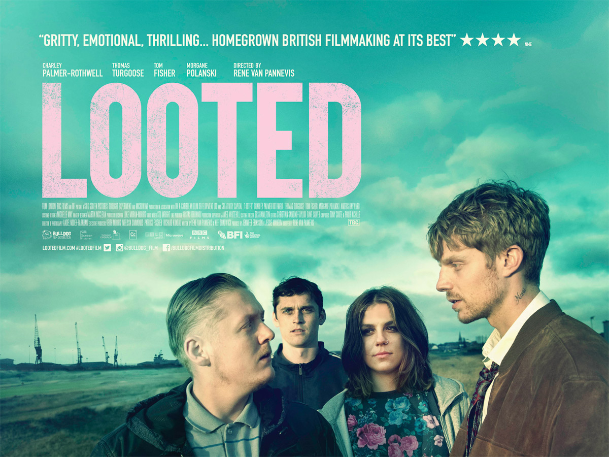 Looted Poster