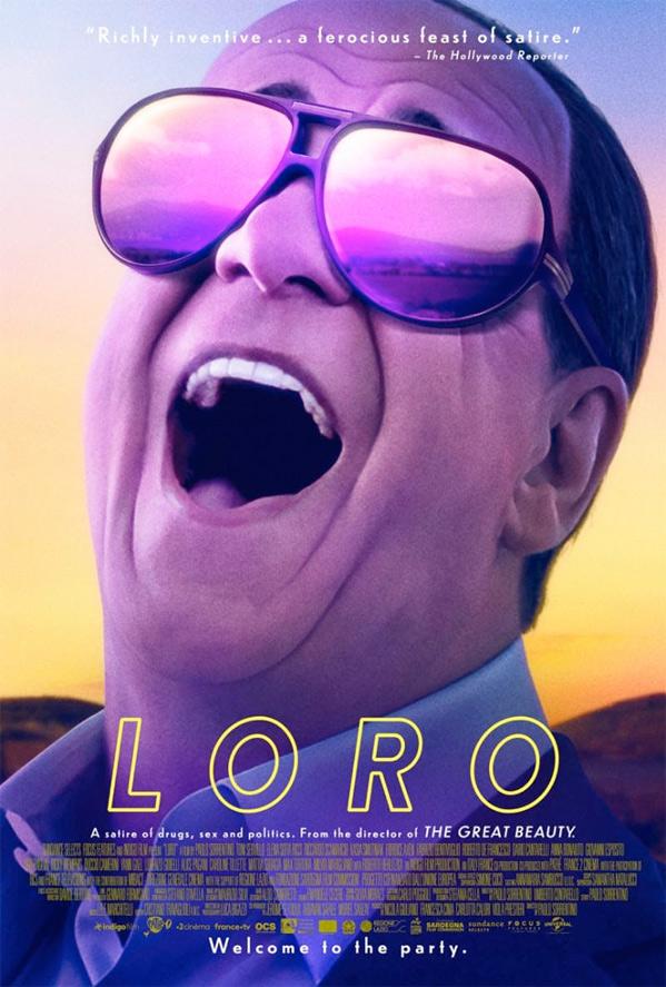 Loro Poster