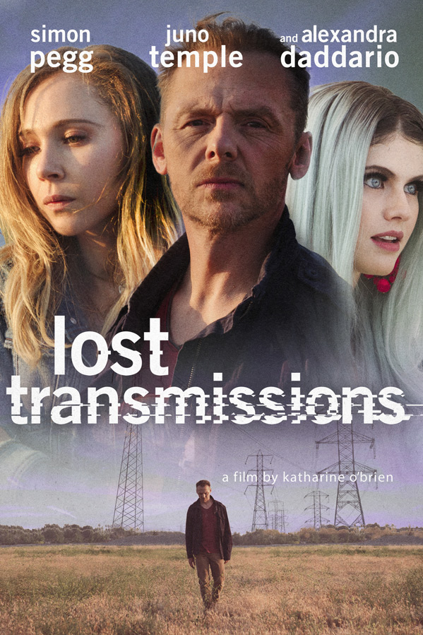 Lost Transmissions Poster