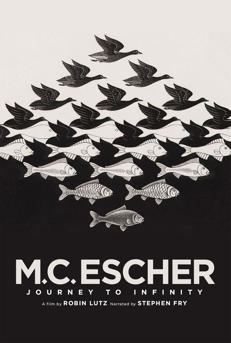 M.C. Escher: Journey Into Infinity Poster