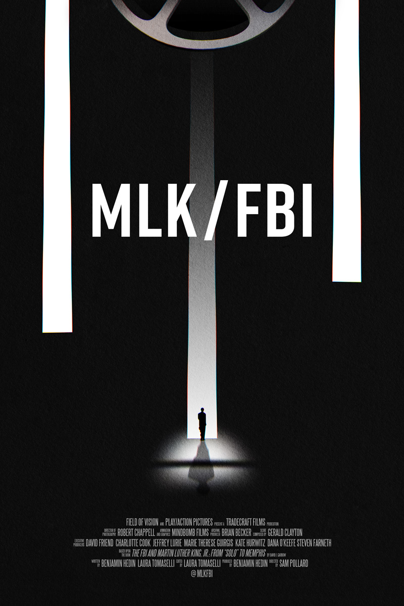 MLK/FBI Doc Poster