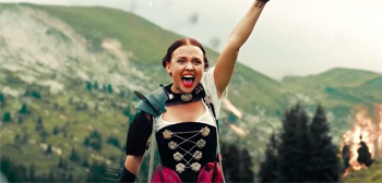 Mad Heidi Teaser Trailer